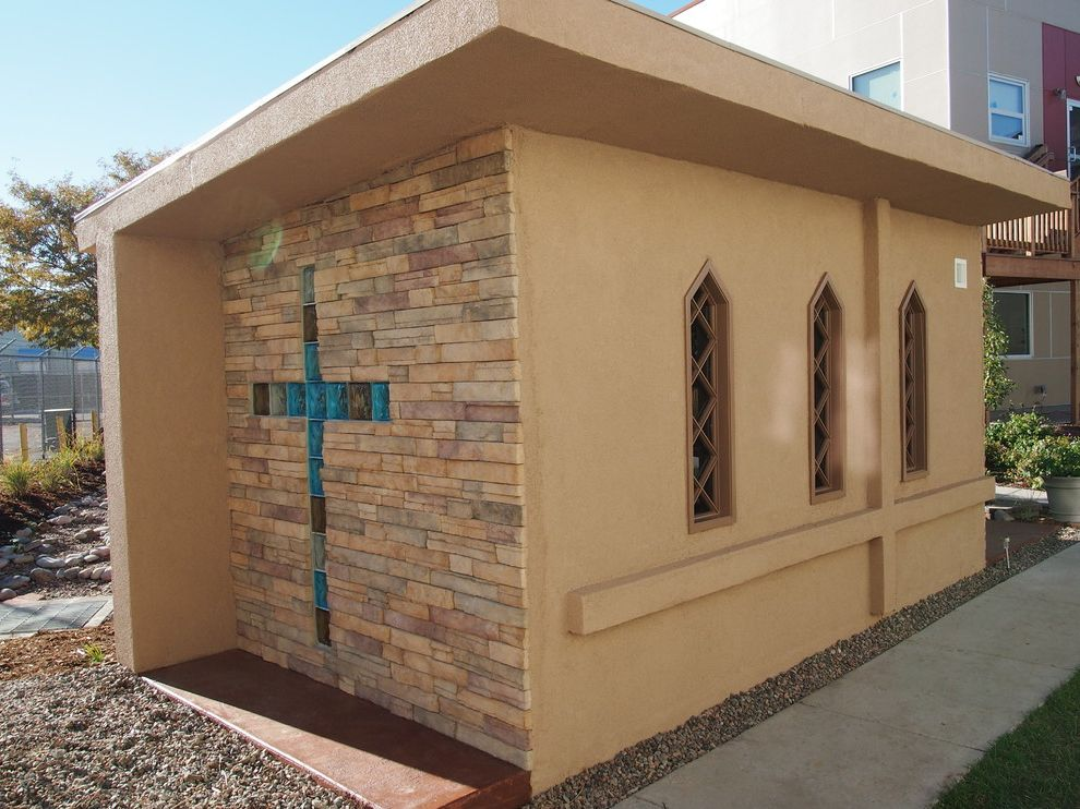 Mile High Ministries   Contemporary Spaces Also Architectural Details Contractors Icf
