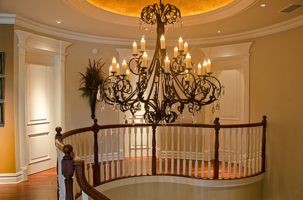 Olivera Construction with Traditional Staircase  and Traditional