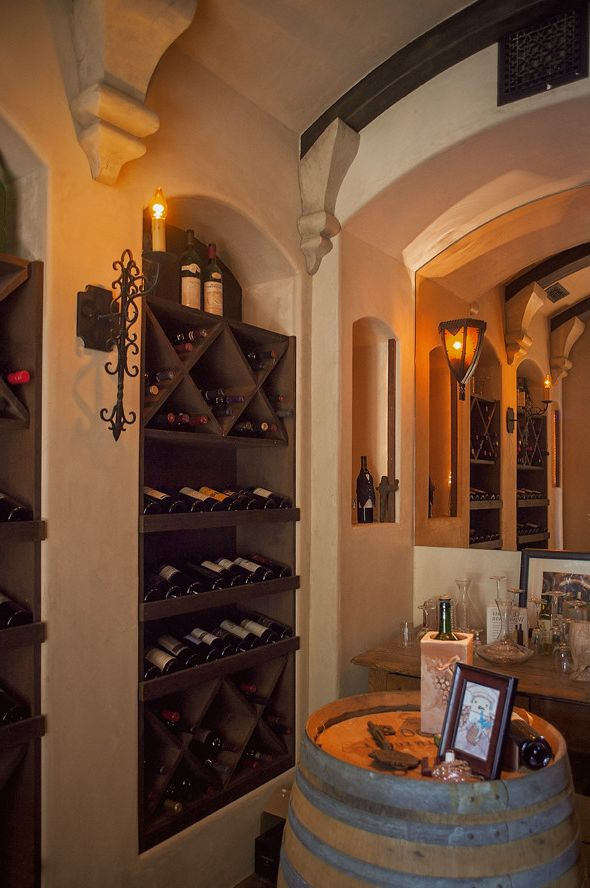 Petaluma Storage with Rustic Wine Cellar Also Custom Wine Closetcellar