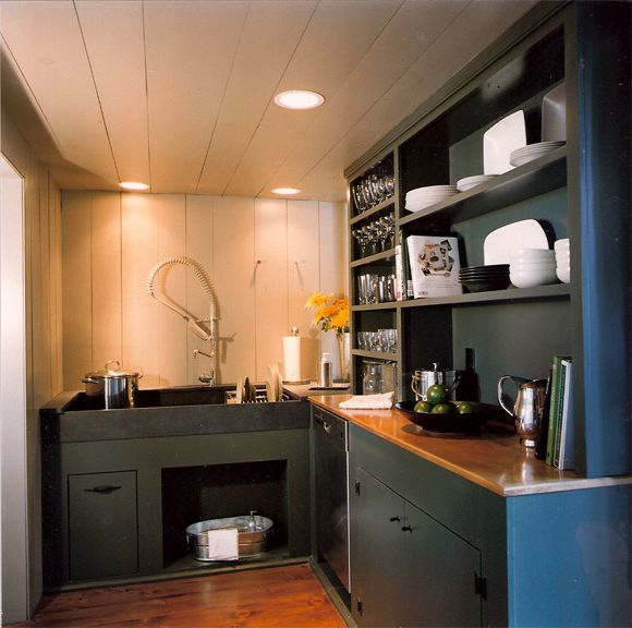 Ruvati Sinks   Traditional Kitchen Also Dish Pantry Grey Cabinets Slate Sink Very Large Dish Sink