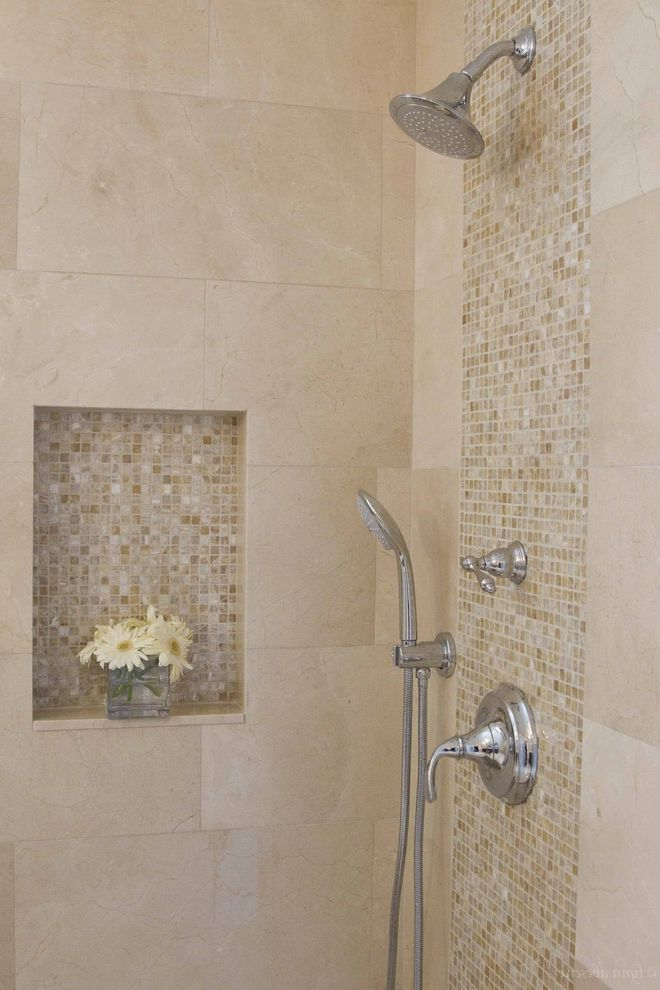 Tile Shop Coon Rapids   Traditional Bathroom  and Traditional