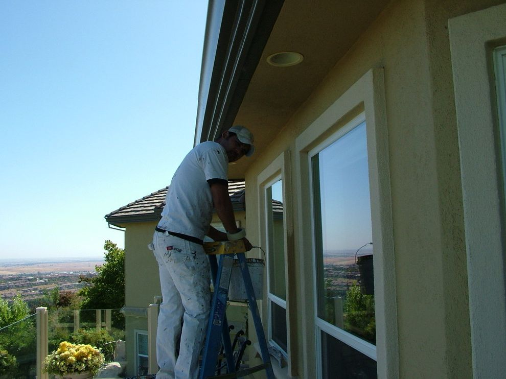 Trico Painting   Traditional Exterior Also Exterior Painting Interior Painting Trico Painting