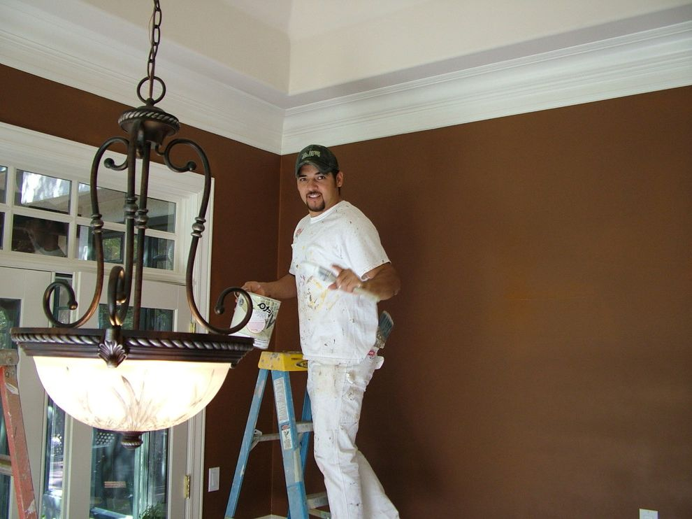 Trico Painting with Traditional Dining Room Also Exterior Painting Interior Painting Trico Painting