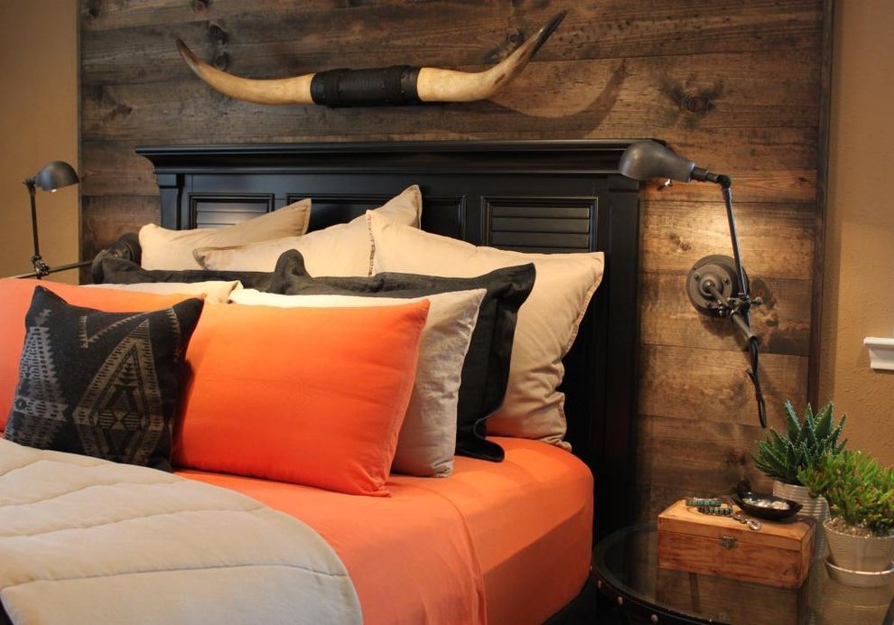 What is Kilz Used for   Rustic Bedroom Also Rustic