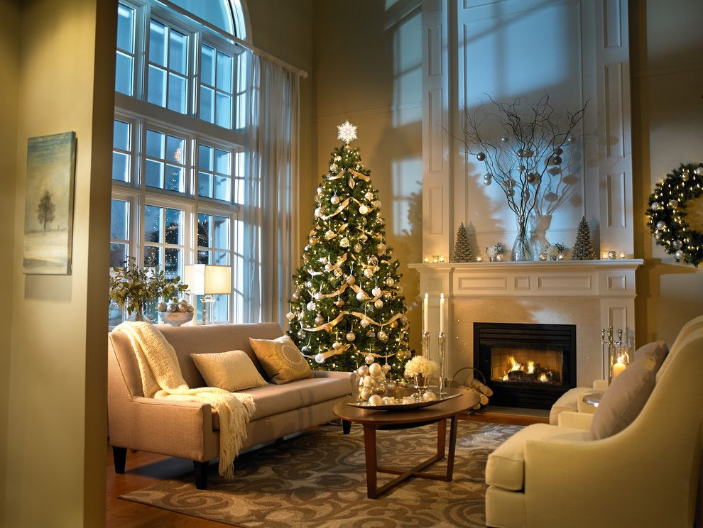 Ne Qwa Christmas Ornaments    Living Room  And