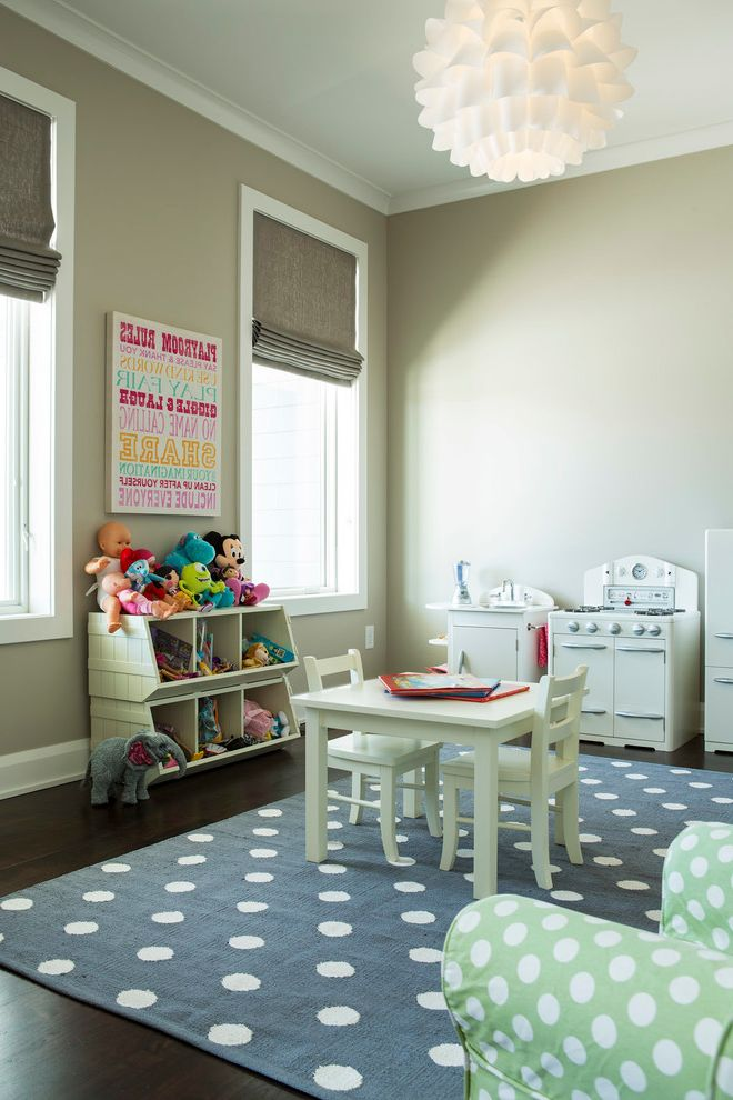 Pottery Barn Kids Park Meadows   Contemporary Kids Also Bocci Caesarstone Contemporary Artwork Contemporary Design Contemporary Fireplace Contemporary Kitchen Play Chairs Play Table Polka Dot Rug Subway Tile Toy Storage Walnut Floors