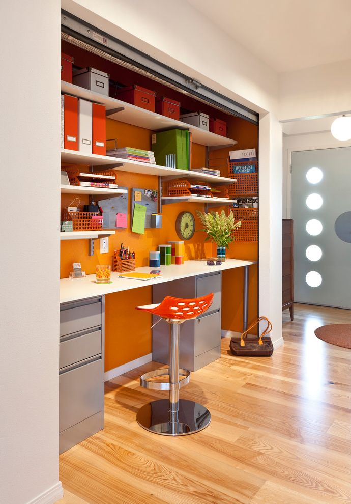 $keyword Colorful Mid Century Modern Residence $style In $location