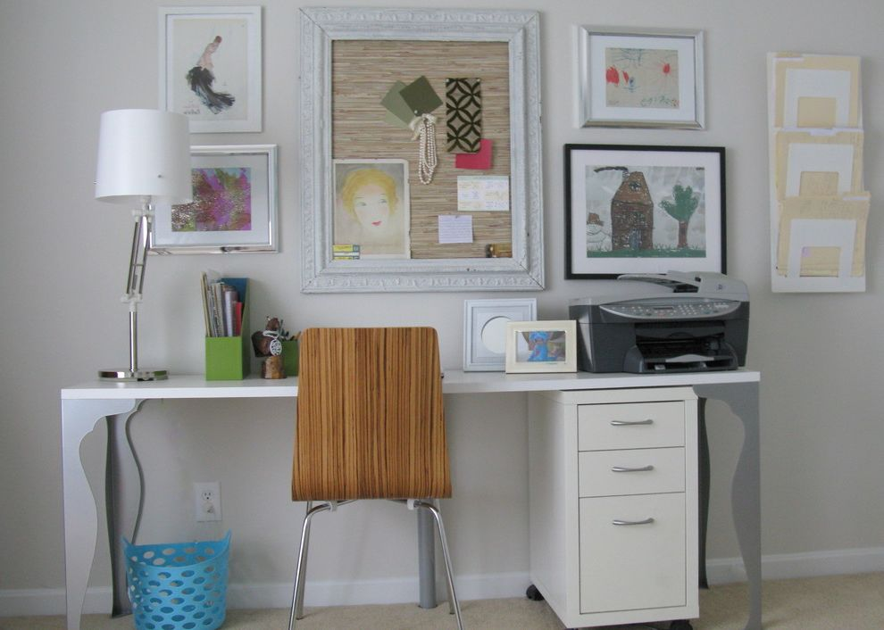 Rolling File Cabinet Ikea   Shabby Chic Style Home Office  and Art Display Bulletin Board Desk Desk Chair File Holder Storage Table Lamp