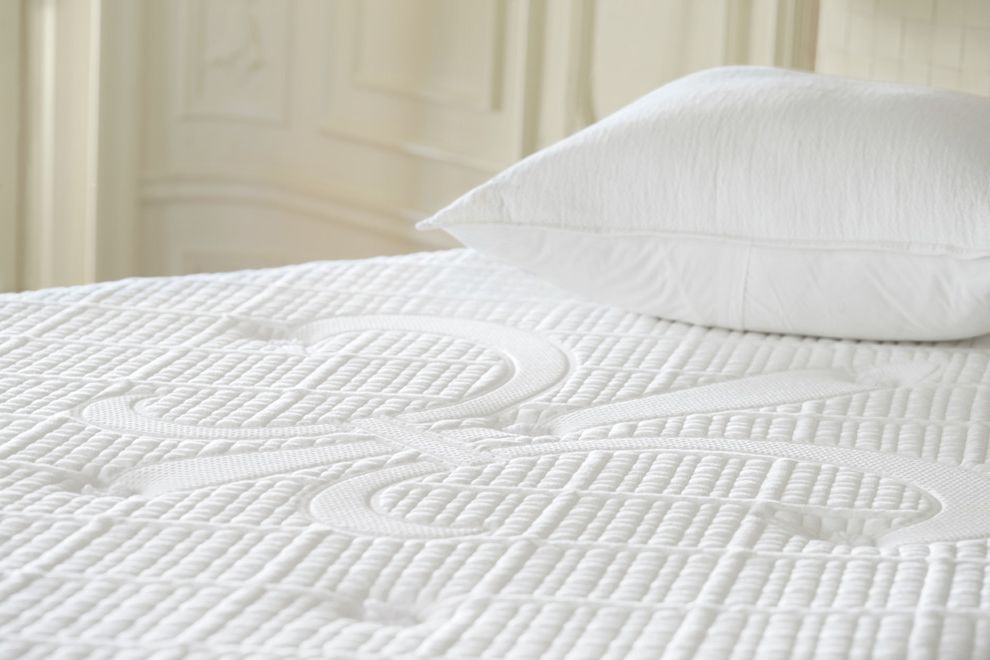Stearns and Foster Scarborough with Contemporary Bedroom Also Bed Bedding Handcrafted Mattresses