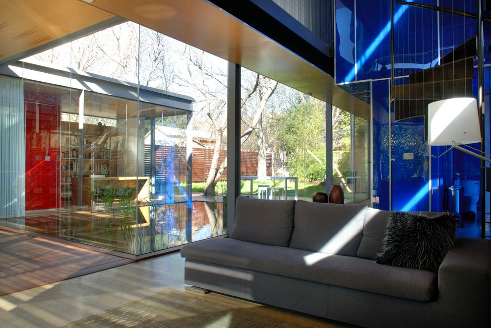 Annies Austin with Contemporary Living Room  and Contemporary