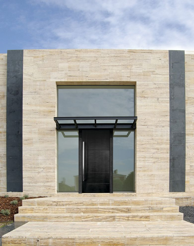 Codel Doors with Contemporary Entry  and Front Doors Windows