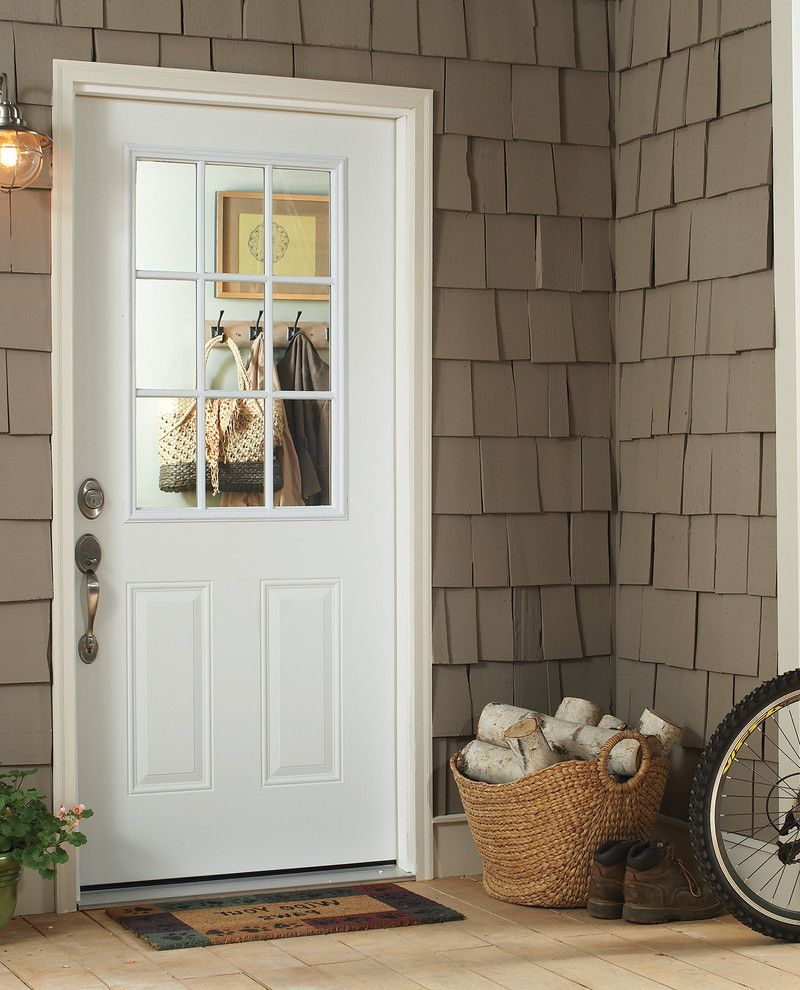 Codel Doors with Modern Entry Also Front Doors Shingle Siding