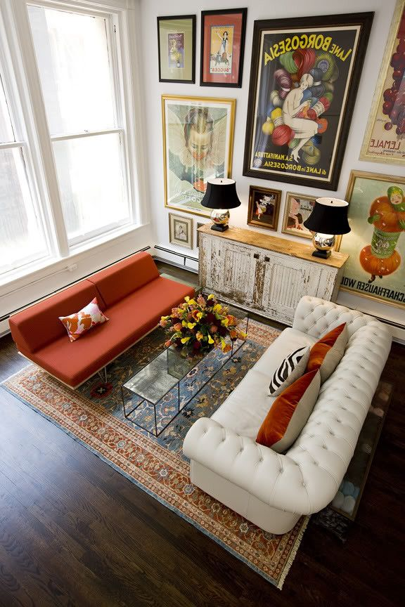 Emergency Dentist Nyc   Eclectic Living Room  and Eclectic