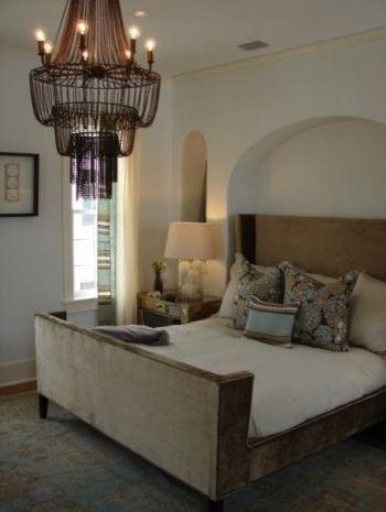 Luxe Birmingham   Eclectic Bedroom Also Eclectic