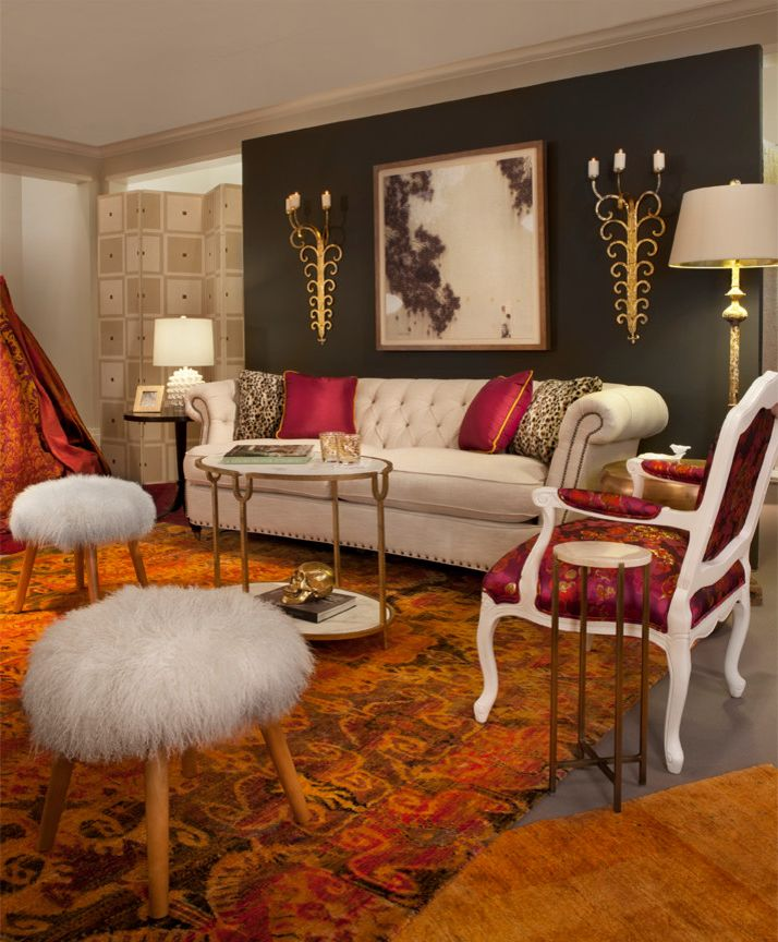 Luxe Birmingham with Eclectic Spaces Also Birmingham Bloomfield Chic Luxury Colorful Dan Dandavisdesign Davis Decorator Design Detroit Glamorous Interior Mdc Metro Michigan Michigan Design Center Www Dandavisdesign Com