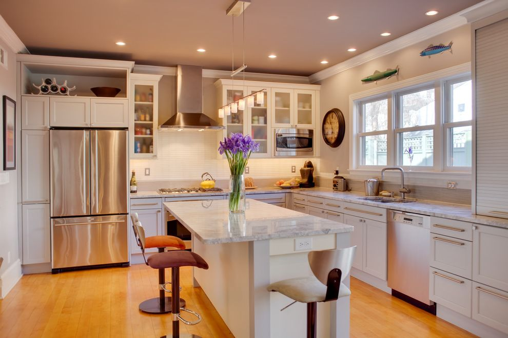 Quiet Dishwashers   Contemporary Kitchen Also Contemporary