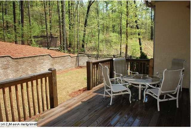 Realty South Birmingham Al   Traditional Deck  and Traditional