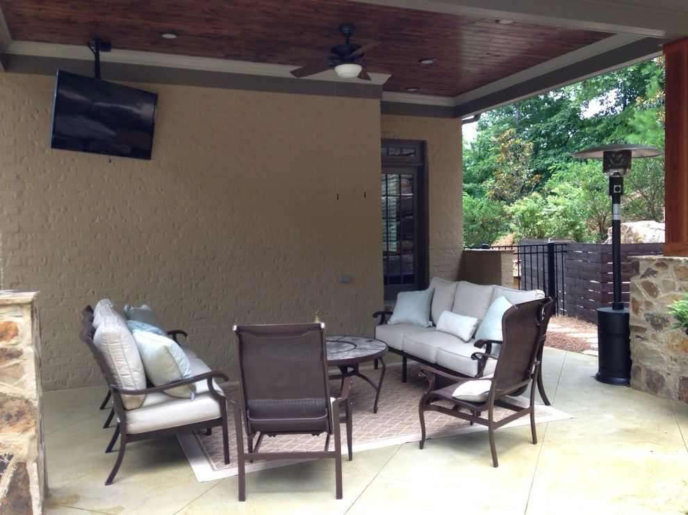Realty South Birmingham Al   Traditional Patio Also Traditional