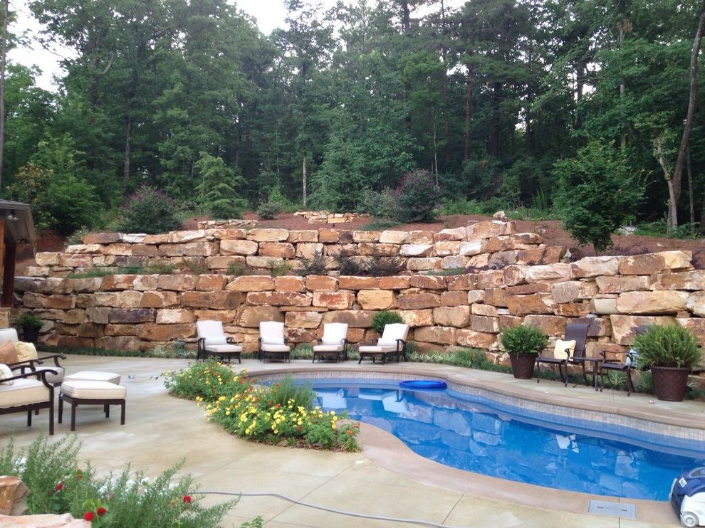 Realty South Birmingham Al   Traditional Pool Also Traditional