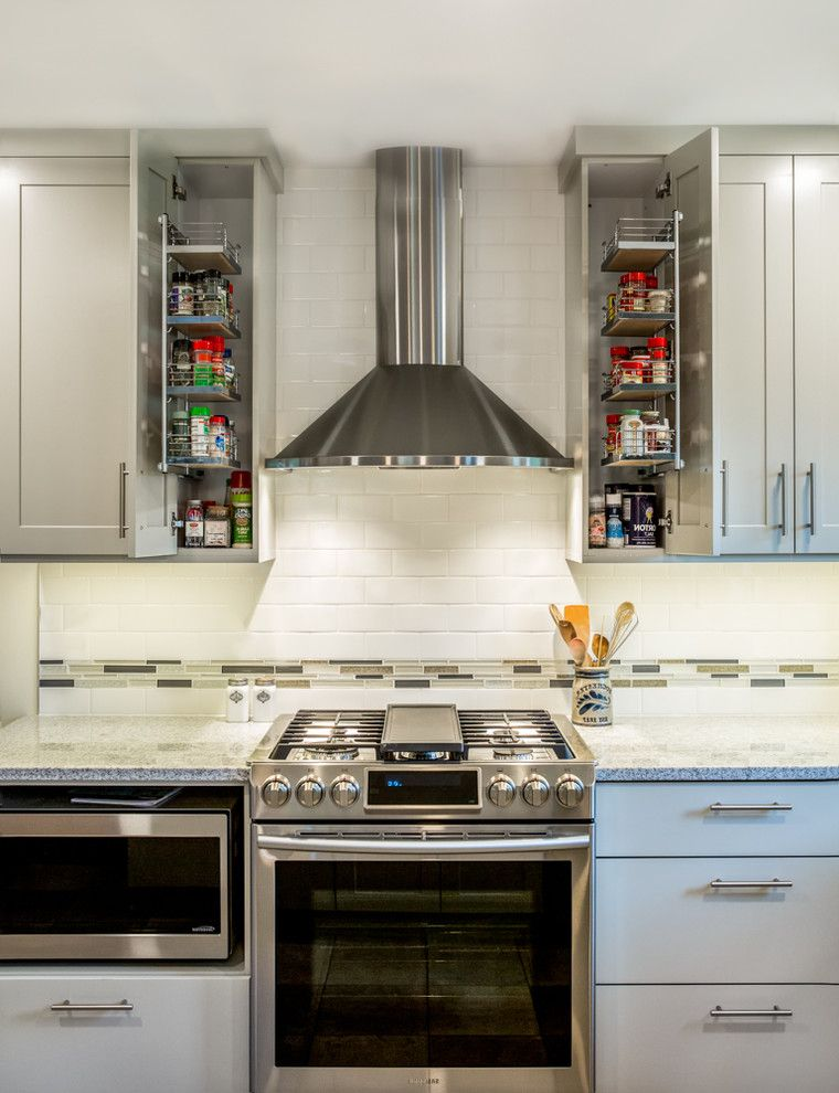 Samsung Stoves   Transitional Spaces Also Small Kitche Small Kitchen Appliances Small Kitchen Inspiration Transitional Style White Kitchen