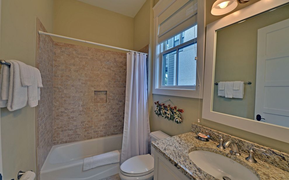 Seaside Florida Vacation Rentals   Traditional Bathroom  and Envision Virtual Tours Florida Professional Photographers Santa Rosa Beach Seaside Vacation Rentals Watercolor