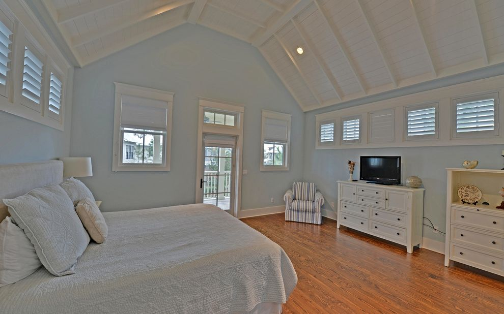 Seaside Florida Vacation Rentals   Traditional Bedroom  and Envision Virtual Tours Florida Professional Photographers Santa Rosa Beach Seaside Vacation Rentals Watercolor