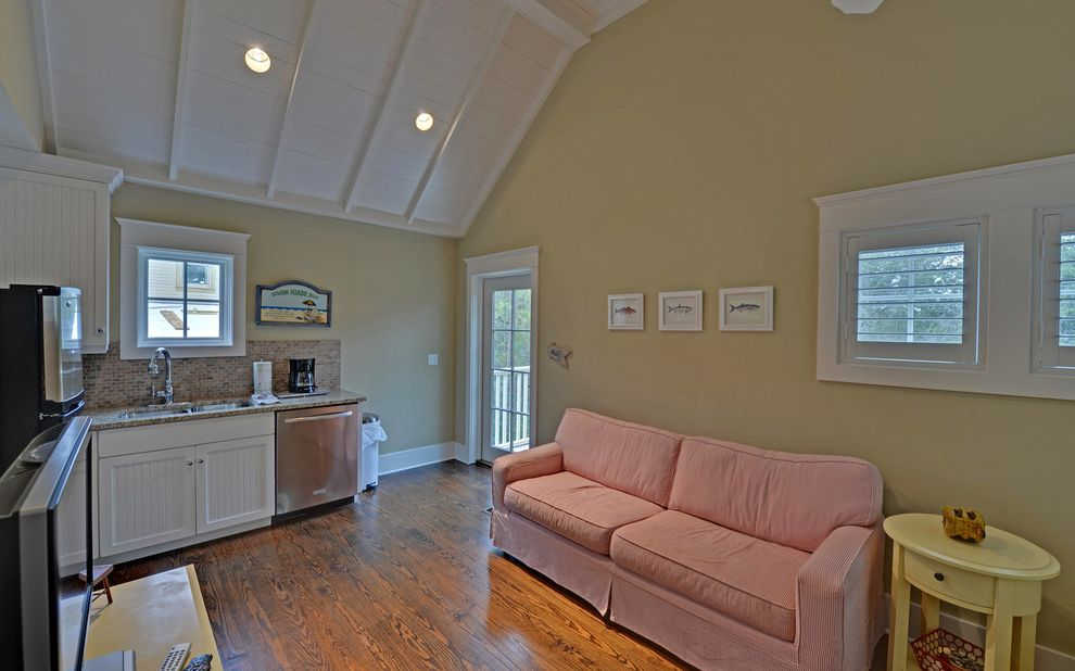 Seaside Florida Vacation Rentals   Traditional Living Room  and Envision Virtual Tours Florida Professional Photographers Santa Rosa Beach Seaside Vacation Rentals Watercolor