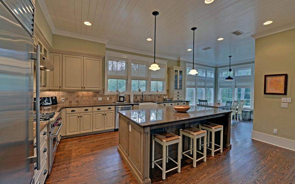 Seaside Florida Vacation Rentals with Traditional Kitchen Also Envision Virtual Tours Florida Professional Photographers Santa Rosa Beach Seaside Vacation Rentals Watercolor