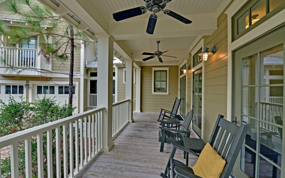 Seaside Florida Vacation Rentals with Traditional Porch  and Envision Virtual Tours Florida Professional Photographers Santa Rosa Beach Seaside Vacation Rentals Watercolor