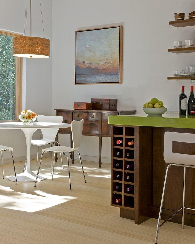 Small Metal Wine Rack with Modern Kitchen Also Barstools Kitchen Island Saarinen Series 7 Chairs Tulip Table Wine Rack