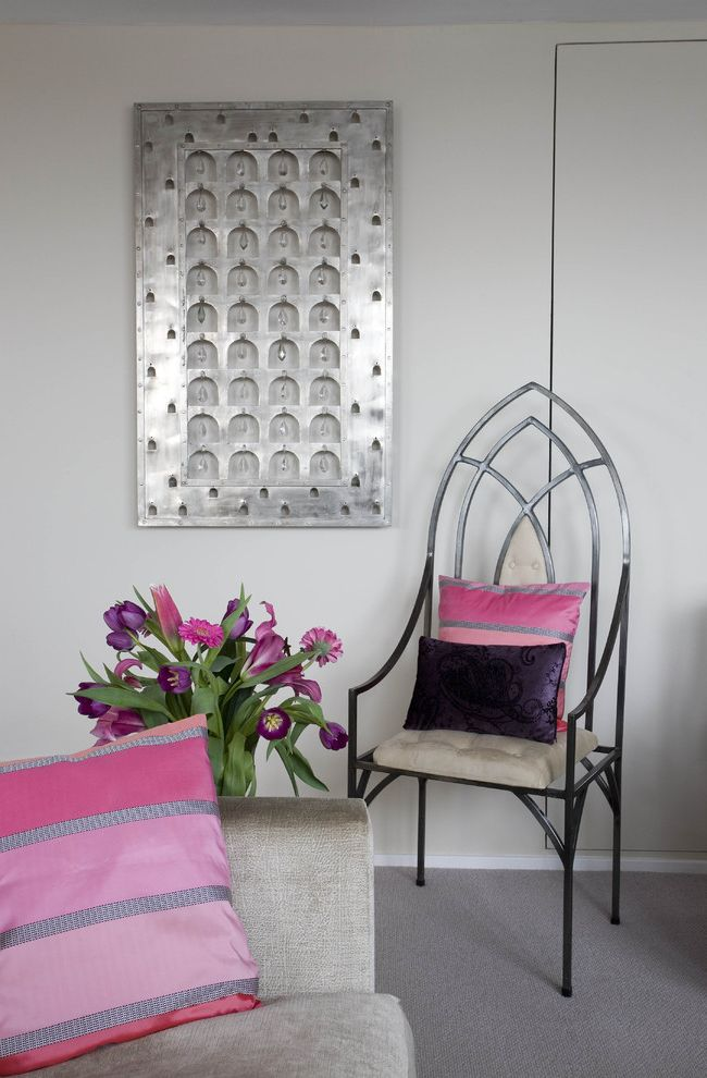 Time Card Calculator with Lunch with Eclectic Living Room Also Crystals Gothic Metal Moroccan Wall Hanging