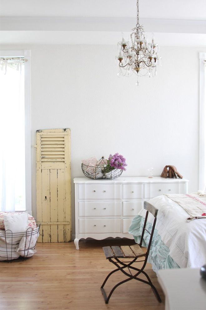 White Dressers for Sale with Shabby Chic Style Bedroom  and Cafe Chair Ceiling Lighting Chandelier Chest of Drawers Dresser Folding Chair Laundry Basket Pendant Lighting Reclaimed Furniture Rustic Shabby Chic Storage Wood Flooring