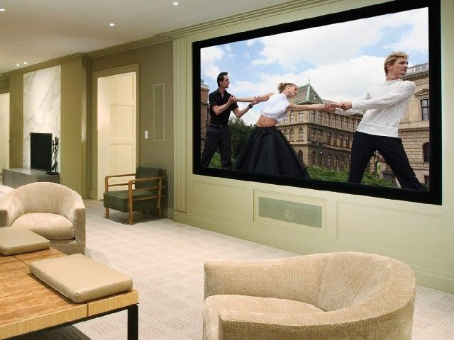 Boca Raton Movie Theater with  Living Room  and Home Theater Home Theater Boca Raton Home Theater Design