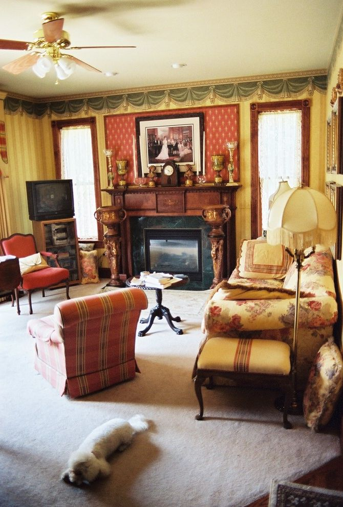 Bricco Harrisburg Pa with Traditional Family Room Also Custom Drapery Harrisburg Custom Window Treatments Harrisburg Interior Decorator Harrisburg Interior Designer Harrisburg Victorian Family Room