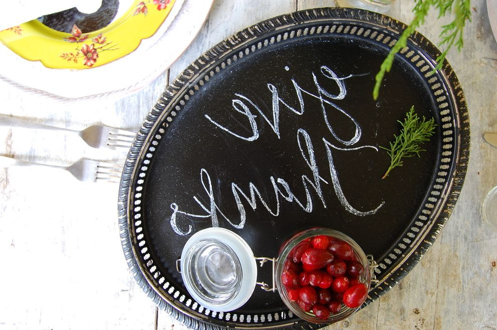 Chalkboards for Sale with Eclectic Spaces Also Eclectic