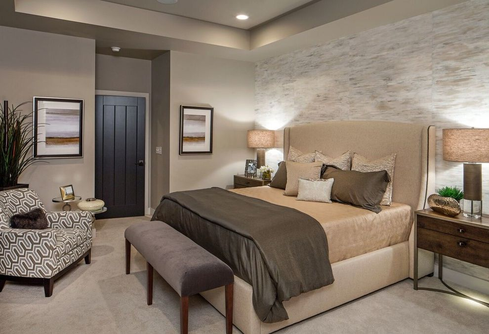 Electricians Lincoln Ne   Contemporary Bedroom Also Parade Homes