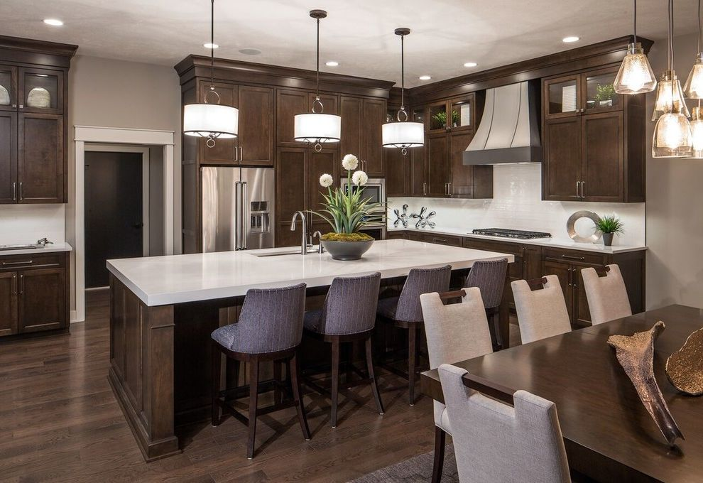 Electricians Lincoln Ne   Contemporary Kitchen  and Parade Homes