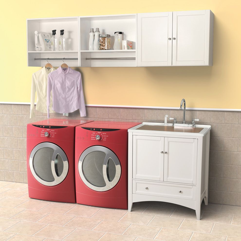 Foremost Homes   Contemporary Laundry Room Also Contemporary