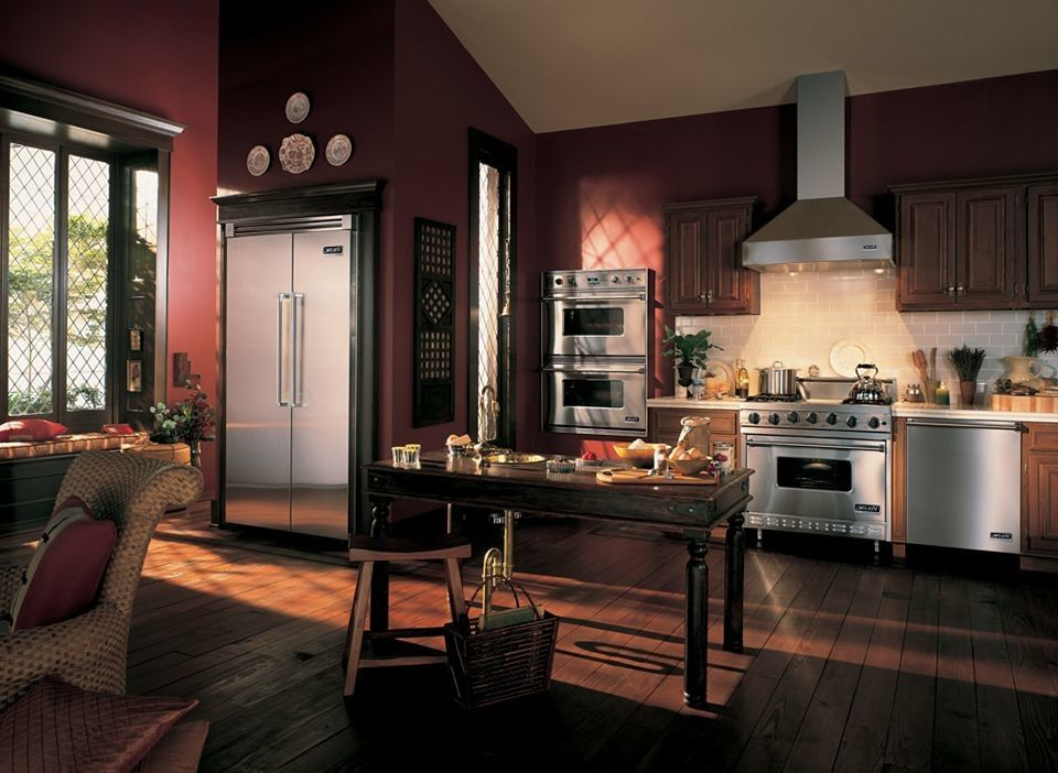 Gerhards Appliances with Modern Spaces Also Viking Viking Range
