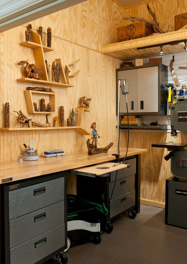 Gladiator Shelving   Traditional Shed  and Organization Shop Woodcarver