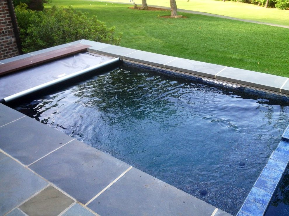 Greensboro Pools with Traditional Pool Also Automatic Cover Cover Pools Infloor Cleaning Pebble Tec Finish Poolspa Combination Shotcrete Pool