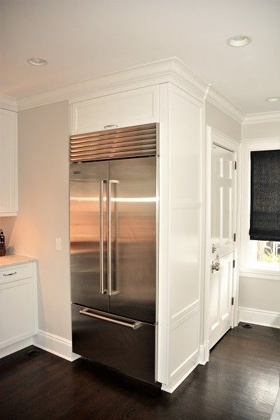 $keyword Classic White Kitchen With Twists $style In $location