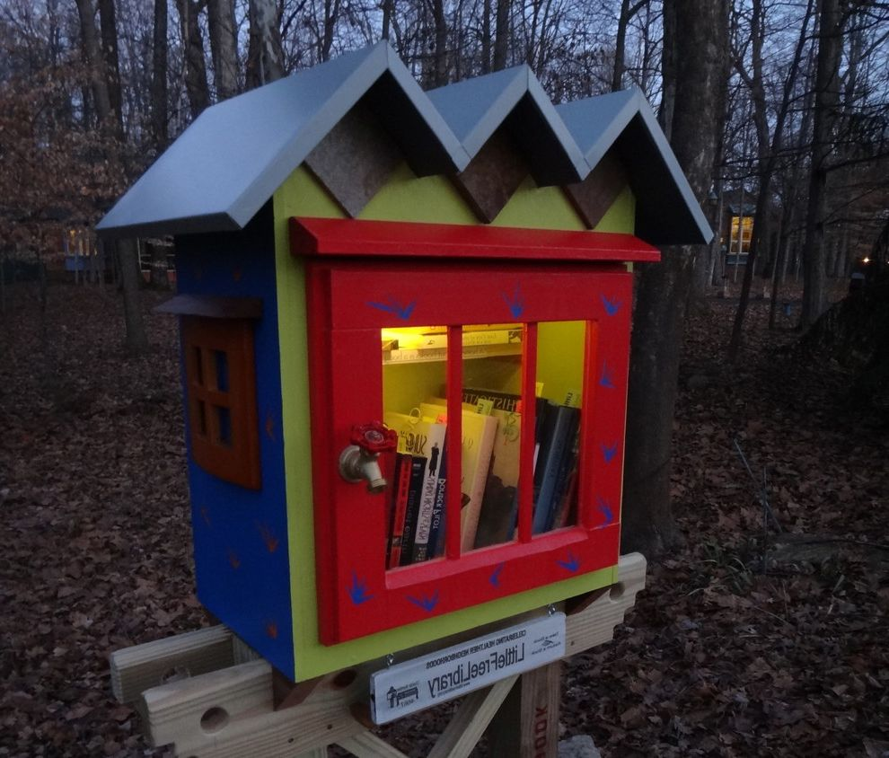 Heating and Cooling Louisville Ky with Eclectic Spaces  and Littlefreelibrary