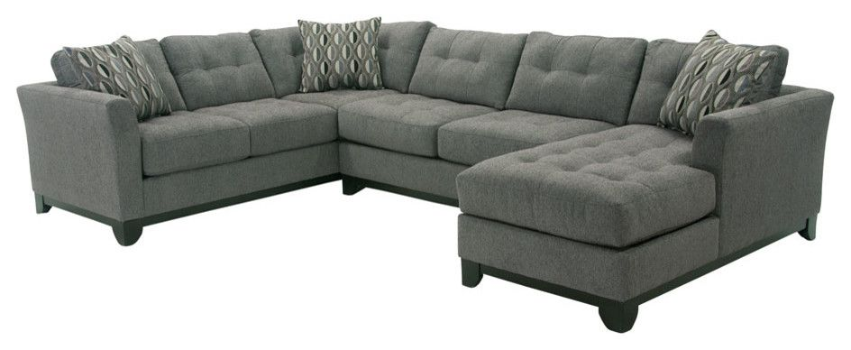 Jerome's Couches with Modern Living Room Also Chaise Family Room Gray Living Room Sectional Sofa