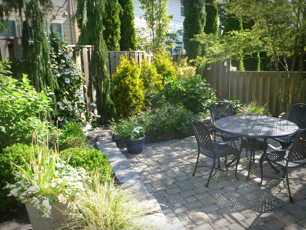 Joy Creek Nursery with Mediterranean Spaces  and Garden Landscape