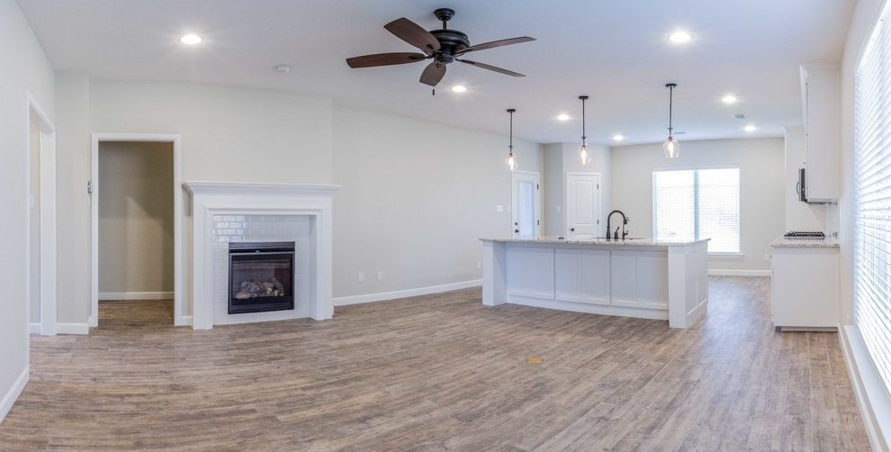 $keyword Madison Floor Plan- Townhomes At Stonebridge $style In $location