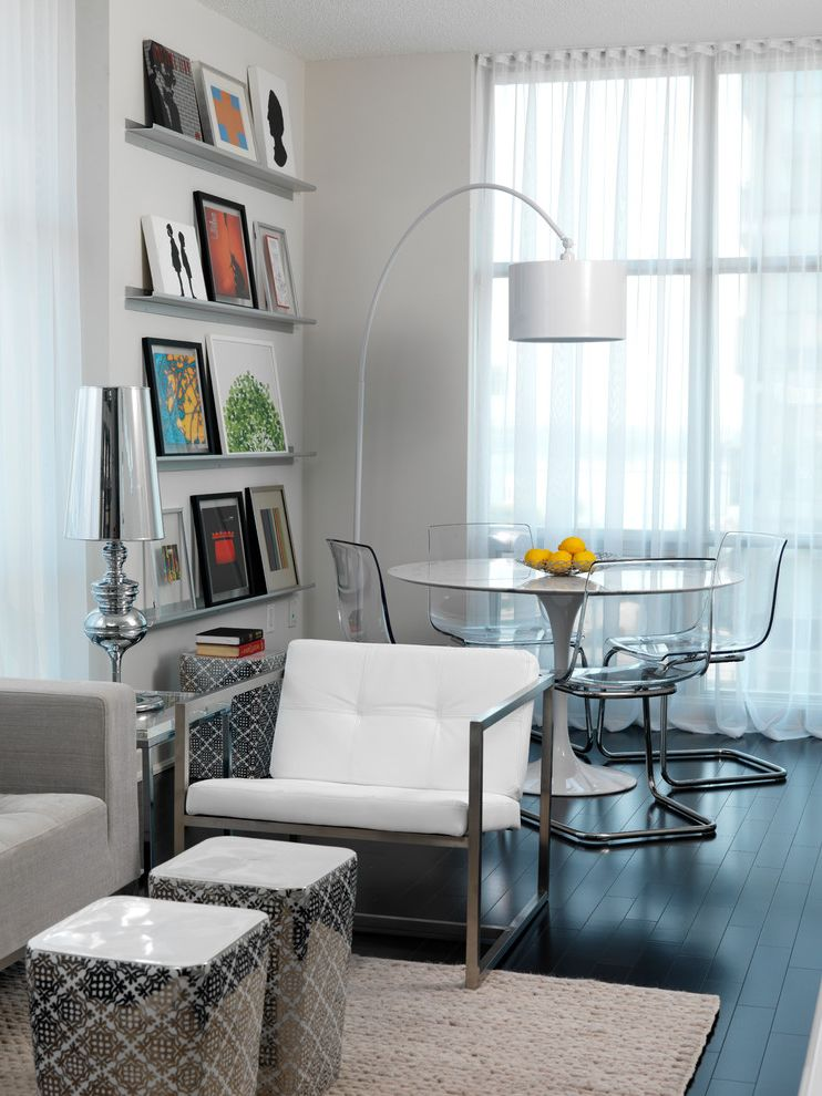 Moving Picture App   Contemporary Dining Room  and Contemporary