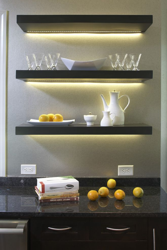 Thrasher Basement   Contemporary Kitchen  and Contemporary