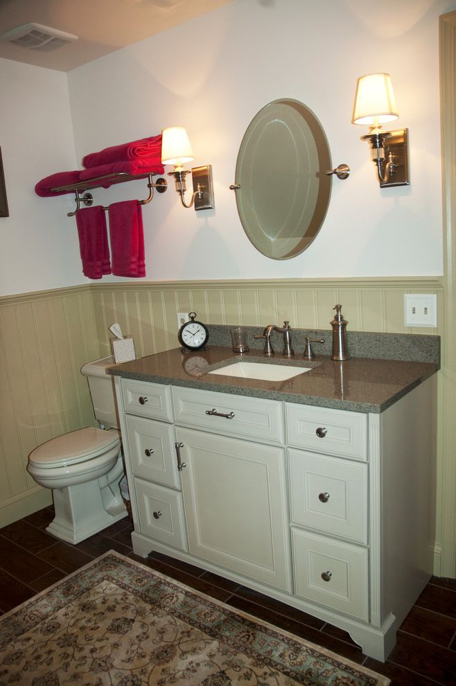 Tlc Salisbury Md   Traditional Spaces Also Kraftmaid Cabinetry