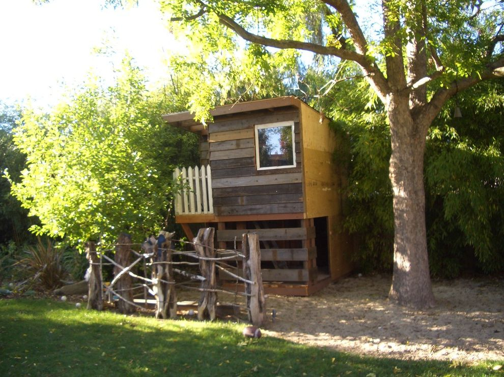 Used Furniture Fort Collins   Rustic Landscape  and Fort Grass Kid Lawn Playhouse Playset Rustic Treehouse Turf Wood Fencing